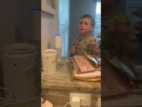 Jason Carr - WATCH: Little Boy Yells At Virtual Assistant