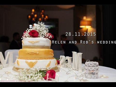 Helen and Rob's Wedding