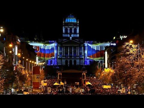 100th anniversary of Czechoslovakia