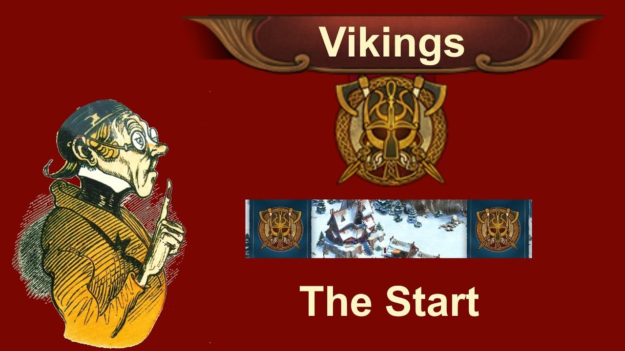 FoEhints: Start of the Vikings (Cultural Settlements) in Forge of Empires