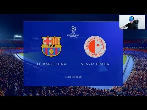 Fifa 20 Gameplay | UEFA Champions League 2019/20 - Matchday 4