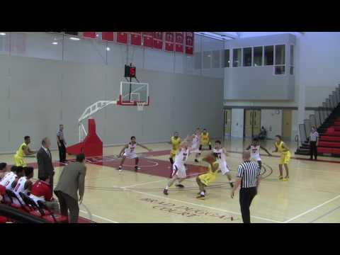 Fresno City vs Napa Valley College Men's Basketball FULL GAME 11/4/16