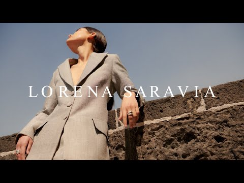 Fashion Week presenta: Lorena Saravia