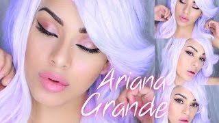 Video ARIANA GRANDE FOCUS MAKEUP TUTORIAL download MP3, 3GP, MP4, WEBM, AVI, FLV Oktober 2018