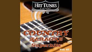 Laughed Until We Cried (Originally Performed By Jason Aldean) (Karaoke Version)