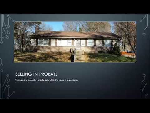 Selling an Inherited Home:  Can I Sell or Do I Need to Probate?