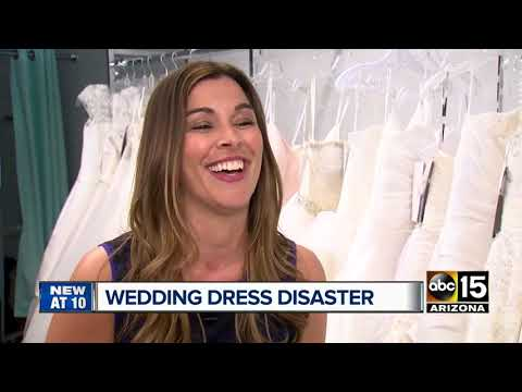 Bridal Shop Steps In To Help Brides After Store Closure