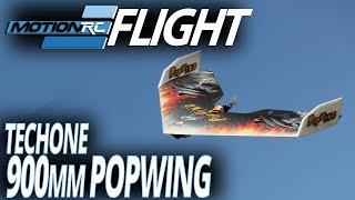 TechOne Popwing 900mm - Flight Review - Motion RC