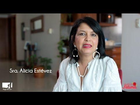 Testimonios de Luz -Alicia Estévez «Virgen de Fátima»