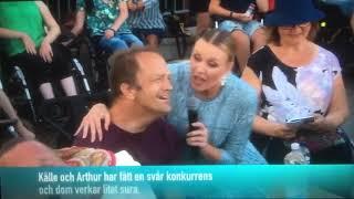 Pernilla Wahlgren - Oh boy oh boy oh boy (Allsång på Skansen 2018)