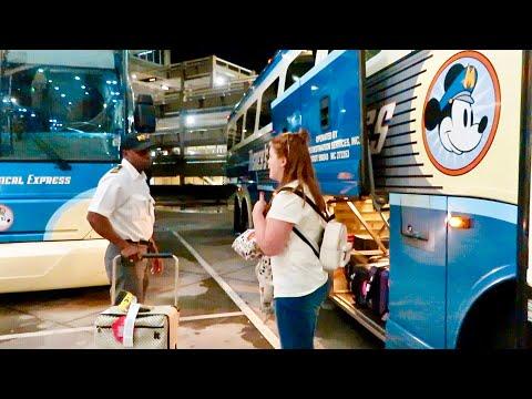 Travel Day & Arrival at Saratoga Springs Resort I Walt Disney World Vlog I August 2018