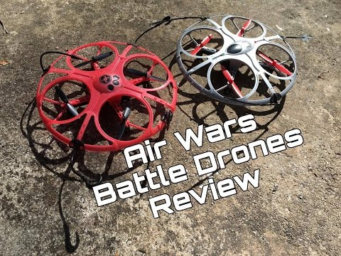 Honest Review: The Air Wars Battle Drones