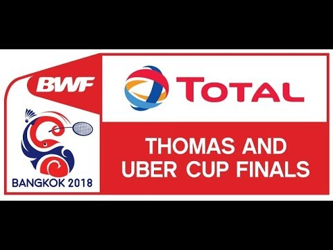 China (3) VS Indonesia (1) | Live Score Badminton BWF Thomas & Uber 25 Mei 2018
