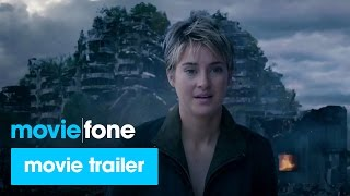 'Insurgent' Trailer (2015): Shailene Woodley, Theo James