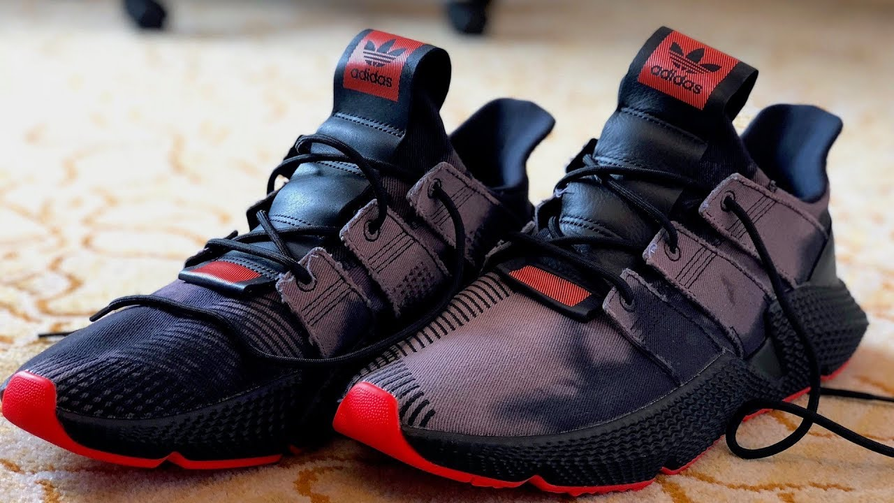 adidas Prophere Rogue Review (Sneaker Vlog!) - YouTube d19fa6d57