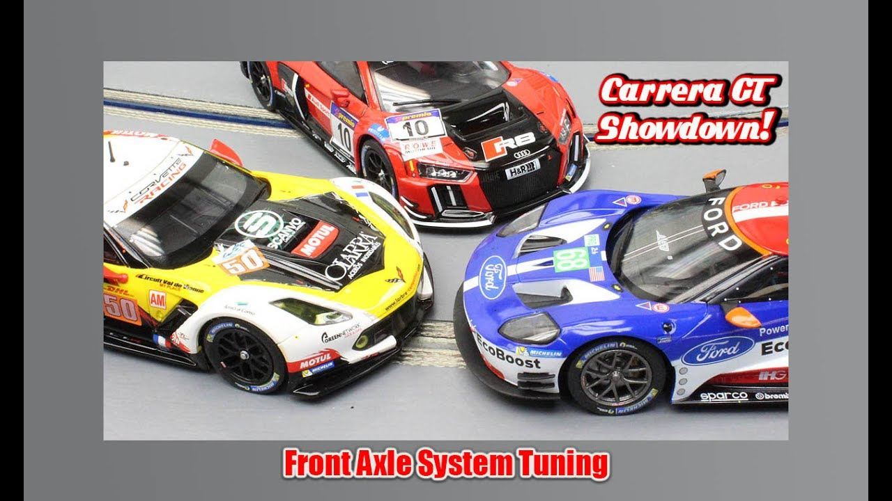 slot car garage tech tips | home racing world