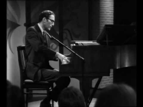 Tom Lehrer - National Brotherhood Week - When You Are Old and Gray - with intro