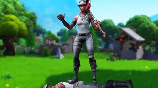 I Killed The Rarest Skin in Fortnite While Wearing Recon Expert and He RAGED