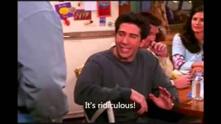 видео friends subtitles season 2