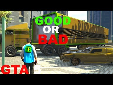 GTA 5 GUNRUNNING DLC HOW TO BUY MOBILE OPERATIONS CENTER GOOD OR BAD?