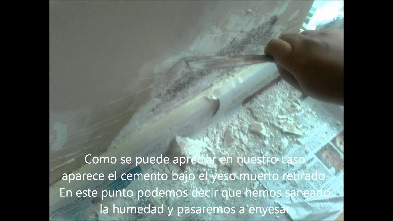 humedad en casa.wmv - YouTube