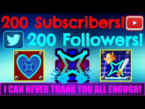 I CAN NEVER THANK YOU ALL ENOUGH! - 100/200 Subscriber & 200 Twitter Follower Special PART ONE!