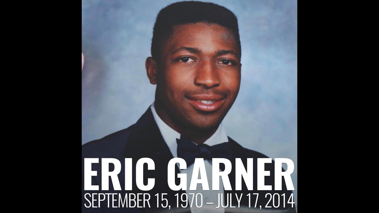 THE DEATH OF ERIC GARNER & THE ENEMY MUST PAY