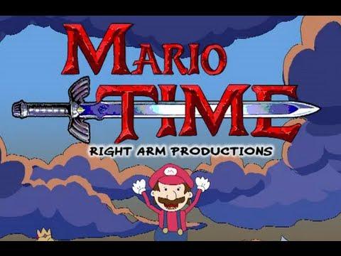 Kawaii Girl Wallpaper Adventure Time Theme Parody Mario Time Theme Youtube