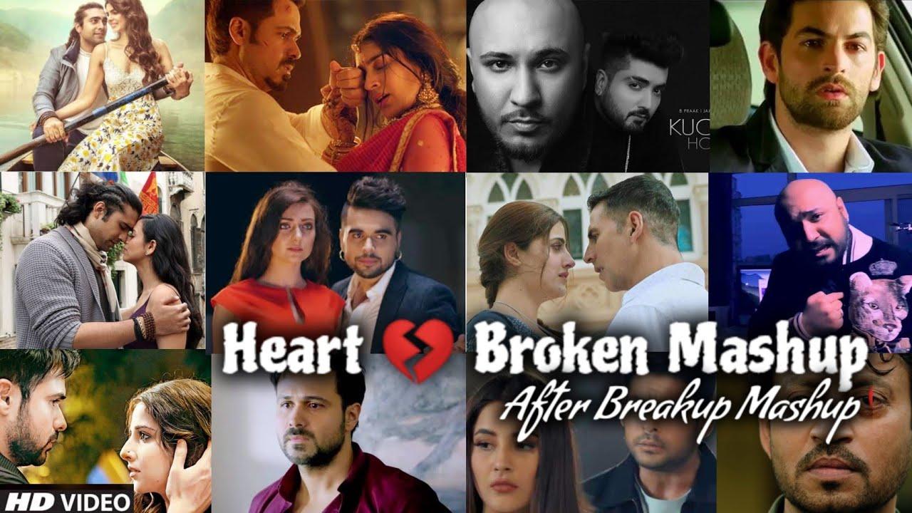 Download Heart Broken Mashup | Chillout Mashup 2021 | Breakup Mashup | Lofi songs | Sad Song | Find Out Think