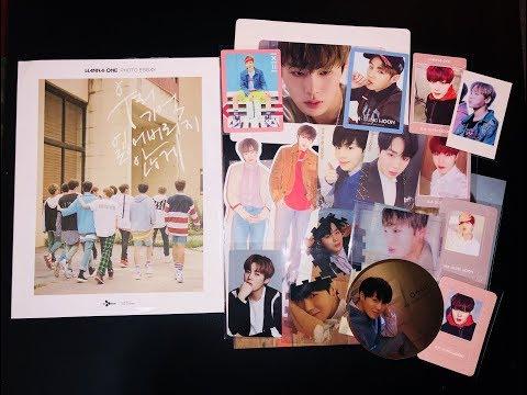 Wanna One ♡  HA SUNGWOON ♡ Photocard Collection