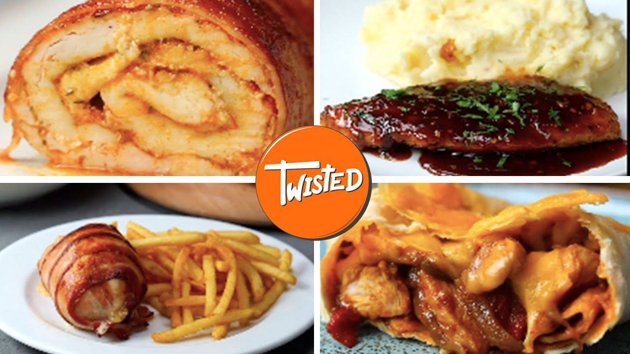 10 Best Weeknight Chicken Dinner Ideas Twisted Youtube