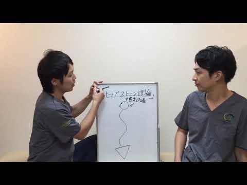 慢性腰痛、脊柱疾患の治療におけるトップストーン理論