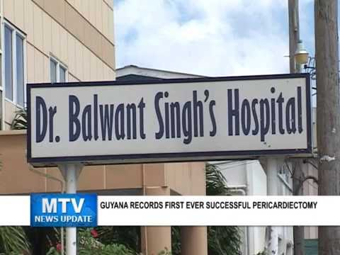 MTV News Update July 22, 2016 - Hospital Records First Ever Percardiectomy