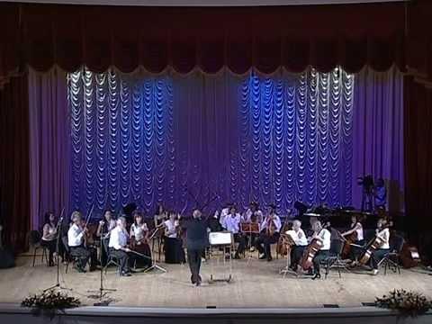 Государственный камерный оркестр Абхазии - Пассакалья