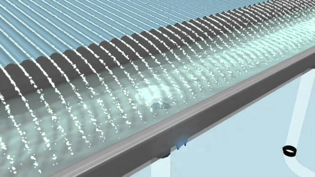 Siphonic Roof Drainage Animation Syfon Systems Youtube