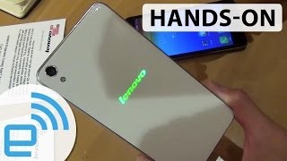 Lenovo S-Series smartphones hands-on | Engadget at MWC 2014