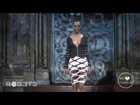 Rosete by Mister Triple X at New York Fashion Week Art Hearts Fashion NYFW