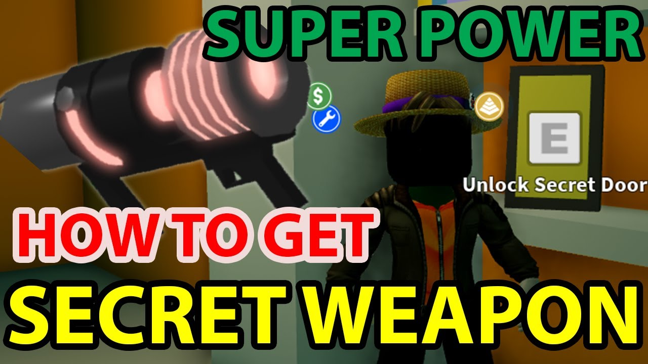 Death Ray Mad City Roblox Wiki Roblox Mad City How To Get Death Ray Secret Weapon Codes Boss Supervillain Season 5 6 Apart Glitch Youtube