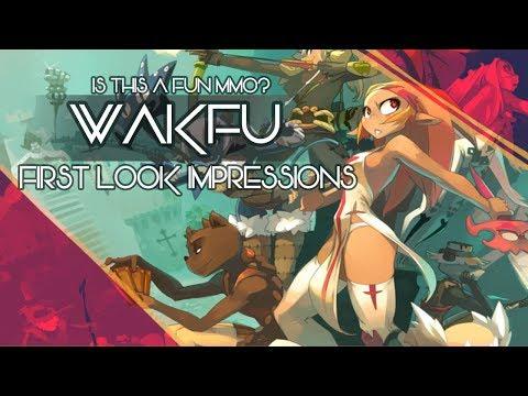 Wakfu First Look Impressions - Is It Still Worth It?