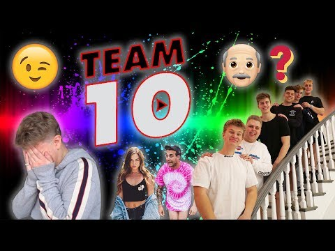 Who Is The Best Looking Team 10 Member (Beauty Test)
