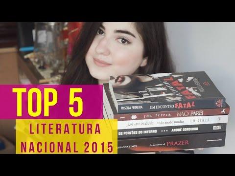 #TOP5 LITERATURA NACIONAL