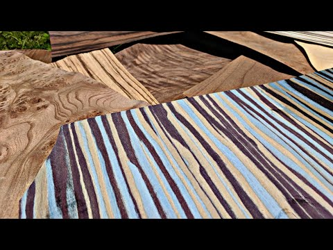 Woodworking with Wood Veneer - How to Create Unbelievable Wood Furniture