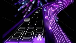 "Audiosurf - ""Skrillex - Kill Everybody"""