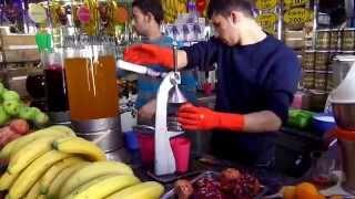 видео Гранатовый сок: польза для здоровья, состав и применение