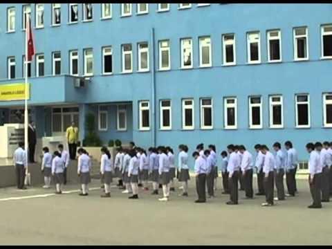 10 Kasım Tek Bayrak Direği Olan Okul/kurumlarda Bayrak Töreni