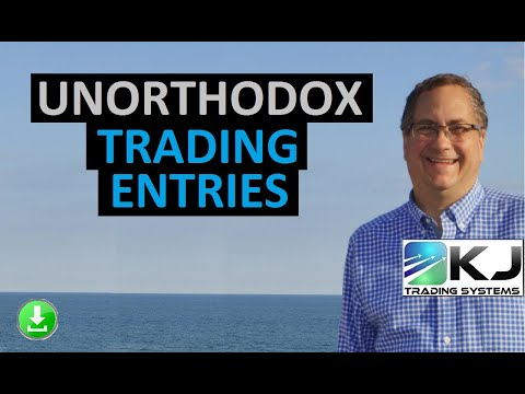 Unorthodox Trading Entries