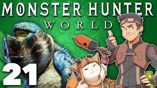 Monster Hunter World - #21 - Elder's Recess - PlayFrame