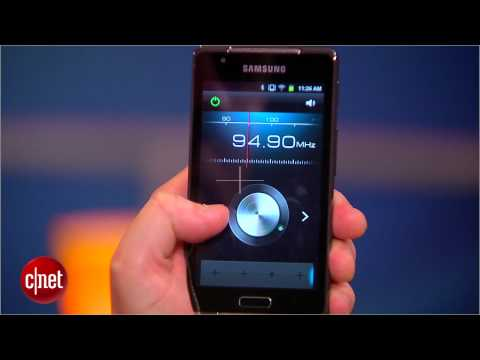 First Look: Samsung Galaxy Player 4.2