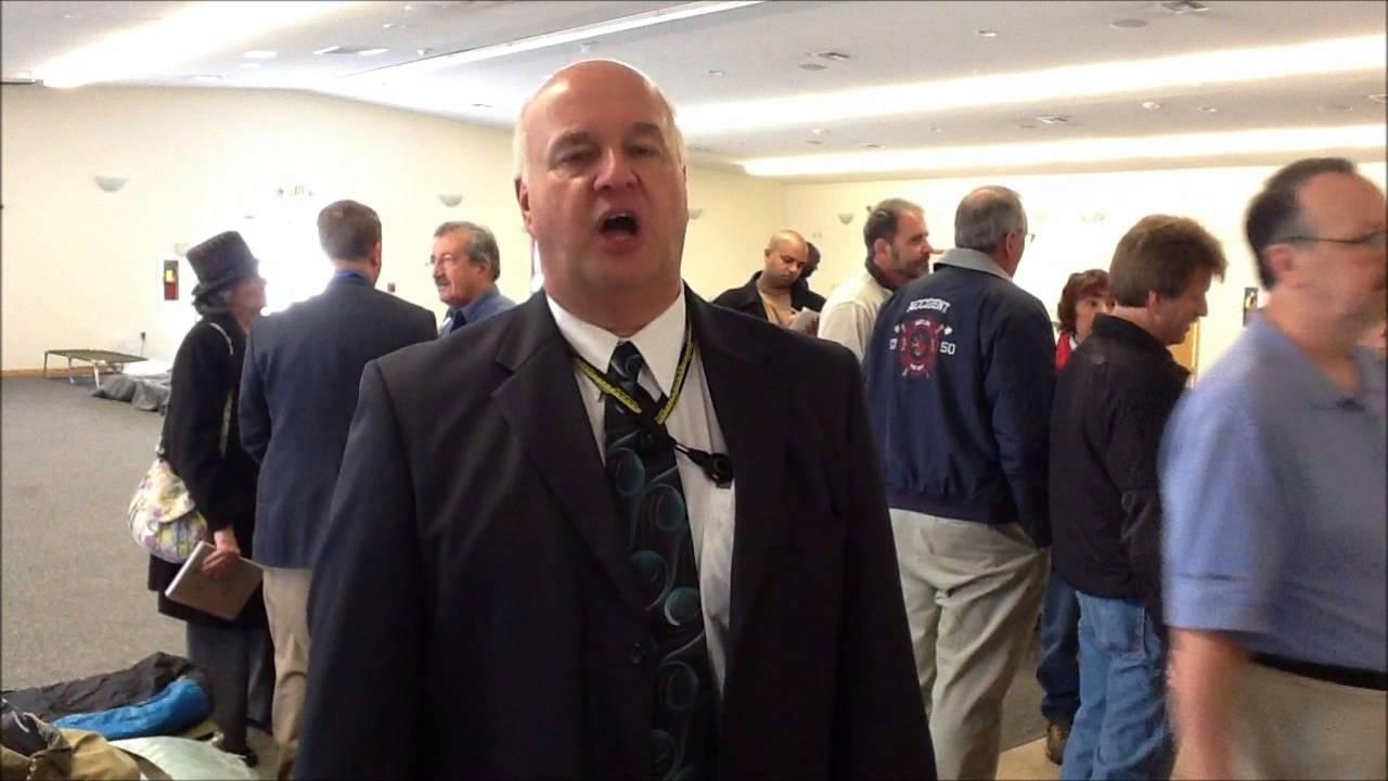 Garrett County News Clip- Commissioner Jim Raley on FrankenStorm 2012
