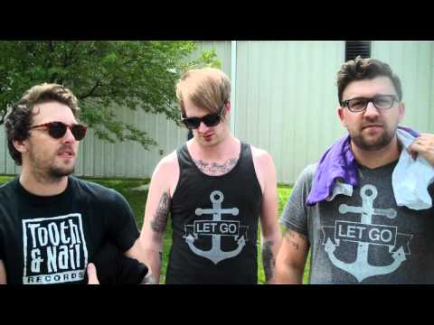 Lifest 2011- Kutless Interview Oshkosh, WI.MP4
